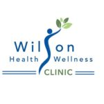space for profile picture of Jessica Liu, RMT at wilson health and wellness clinic. picture coming soon, currently depicts the logo of the clinic