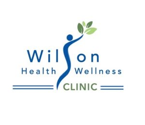 logo of wilson health and wellness clinic. a downsview / north york physio clinic