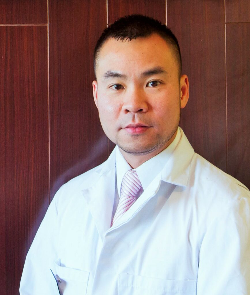 profile photo of dr. colin chan optometrist at wilson health and wellness clinic