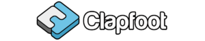 clapfoot games logo